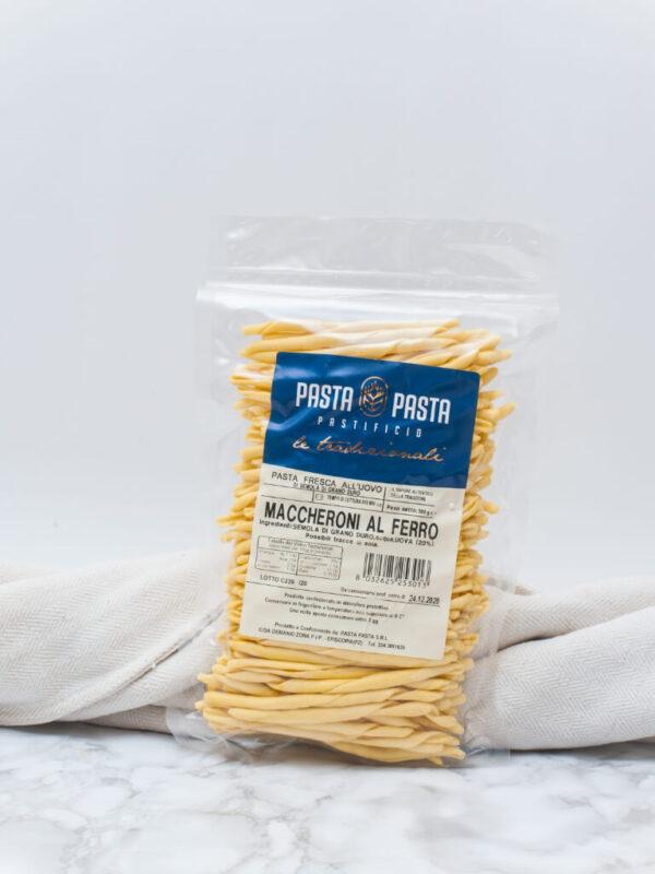 pasta maccheroni ferro 1