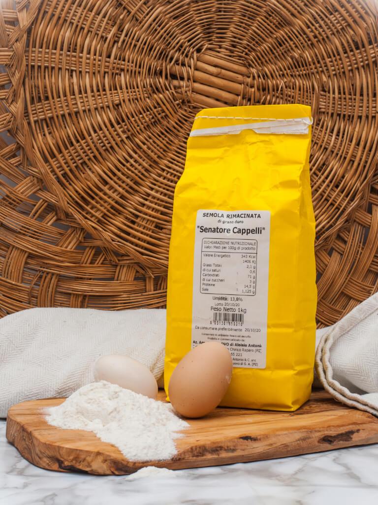 vegan farina rimacinata grano duro 2