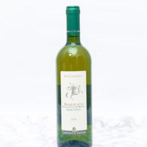 vino bianco malvasia  venosa igt 1