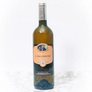 Vino bianco IGT cl75 Il Preliminare