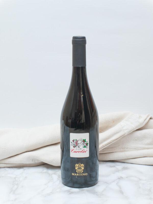 vino rosso carolin martino igt 1