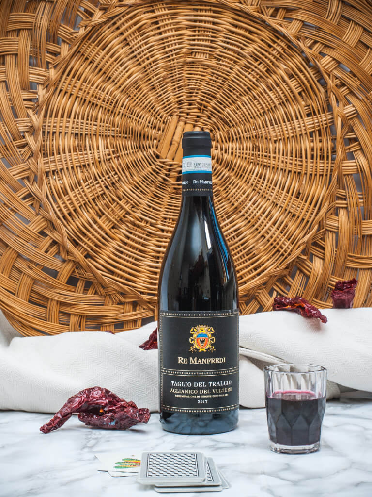 vino rosso doc remanfredi 2