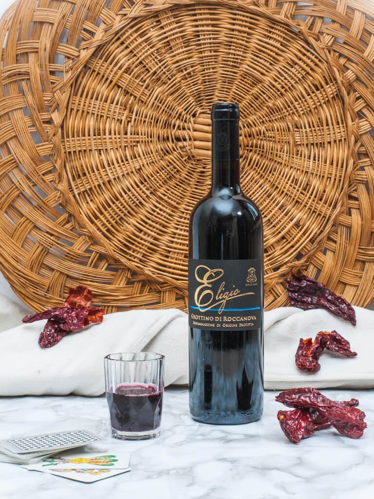 vino rosso dop grottino roccanova 2